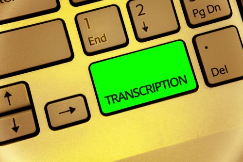 general transcription for how to become a transcriptionist