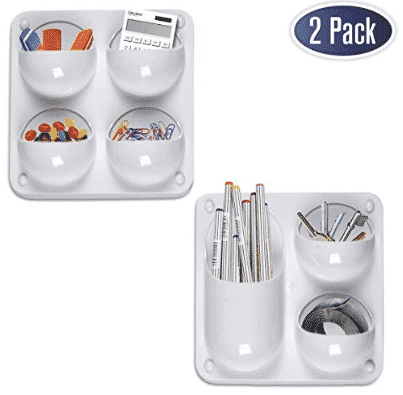 magnetic storage caddys