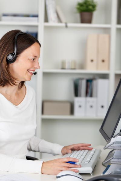 transcriber training for how to become a transcriptionist