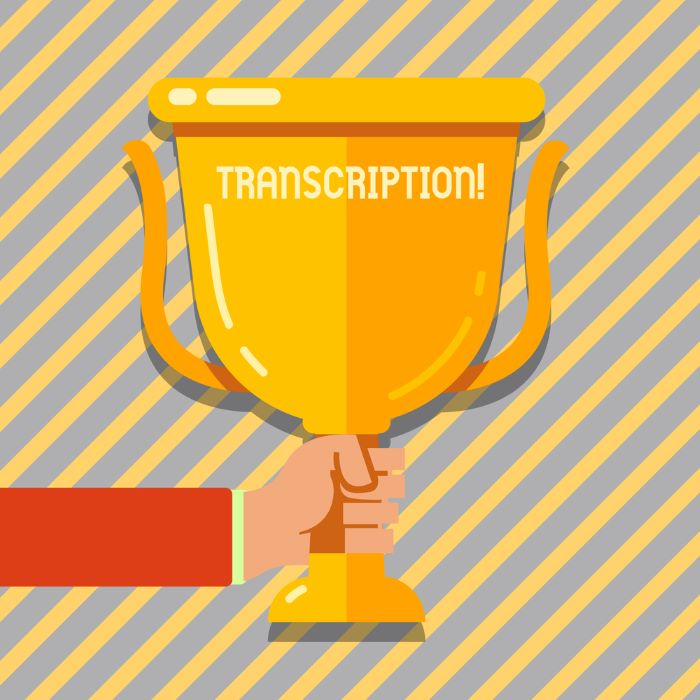 transcription salary for how to become a transcriptionist