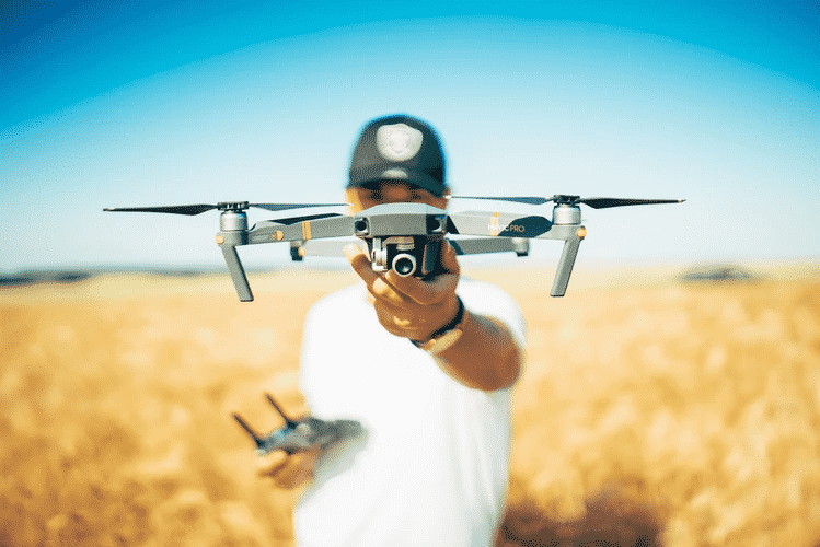 earn money online drone flying