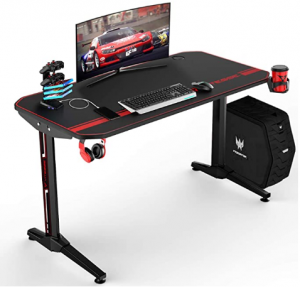 Best Home Office Desk with Built-in Accessories