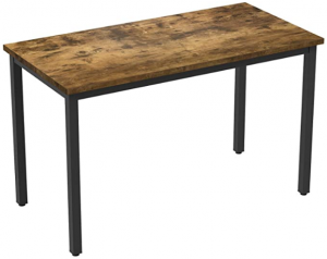 Industrial Style Desk for Home Office