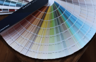 A selection of the best home office colors