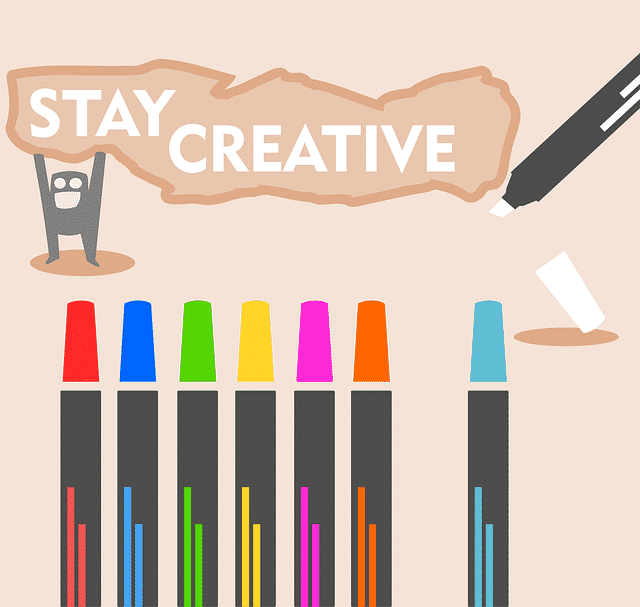 Digital marketing requires creativity