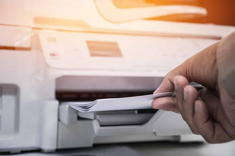 list of the best laser printer with scanner for office use