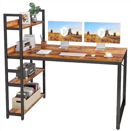 This home office desk makes a practical home office gift