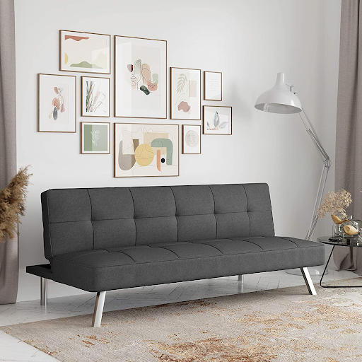 Convertible couch for your office space at home